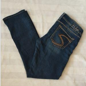 Silver Jeans Berkley Straight size 28 / 30
